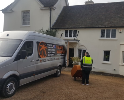 Man and Van Horsham moving heavy items